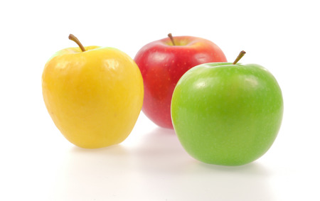 Apples at Durnins fruit and veg